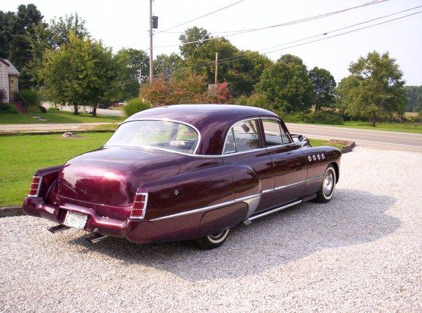 1949 Buick HOTROD