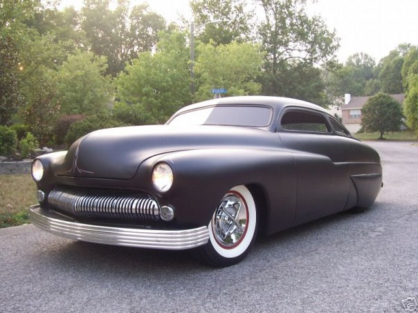 1949 Mercury Leadsled