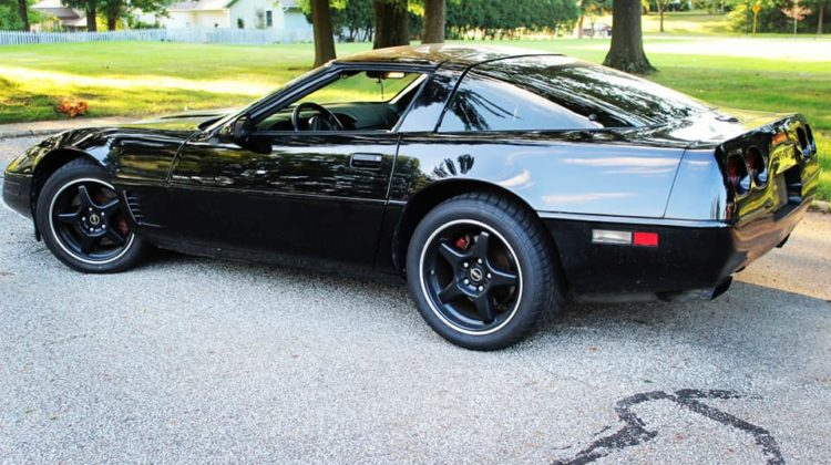1995 Chevy Corvette