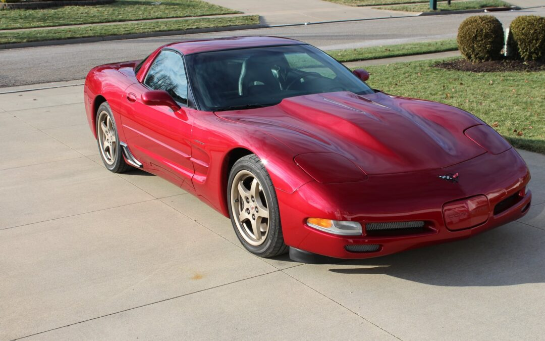 2001 Chevy Corvette Lingenfelter Supercharged