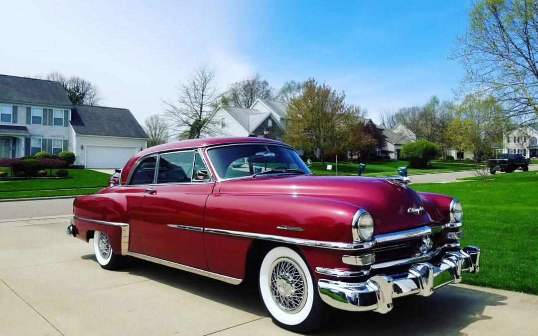 1953 Chrysler Windsor Newport