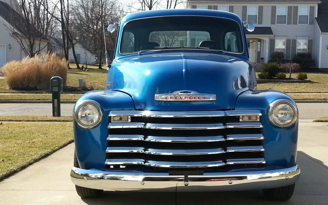 1954 Chevy 3100 Hot Rod