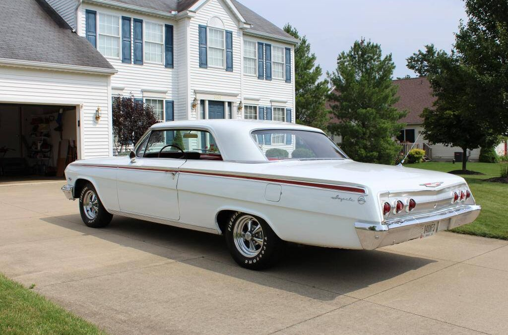 1962 Chevy Impala 327