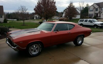 1969 Chevy Chevelle SS Tribute 454