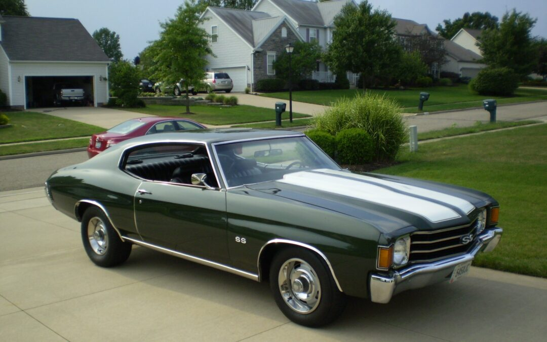 1972 Chevy Chevelle SS Tribute 454