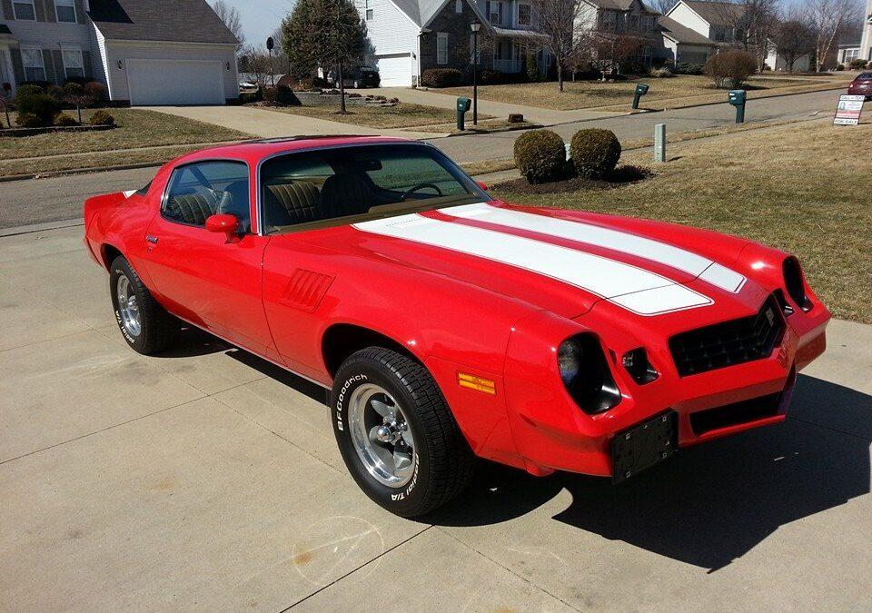 1979 Chevy Camaro SHOW QUALITY