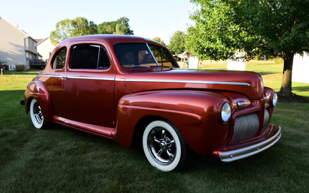1942 Ford Coupe 302