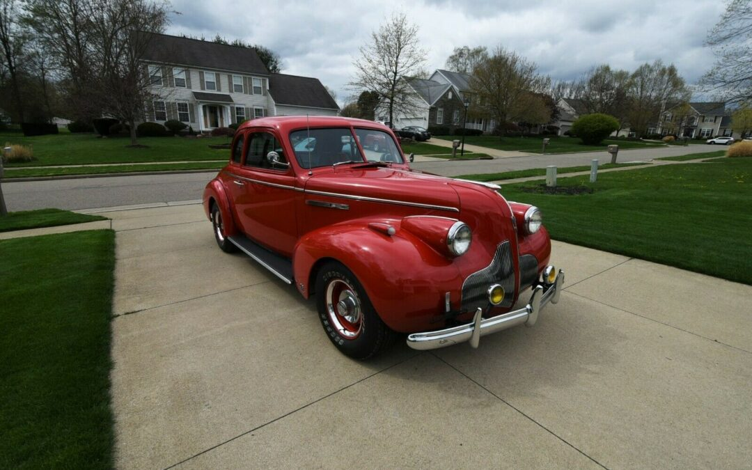 1939 Buick Special Coupe 455